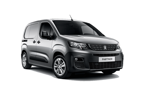 PEUGEOT NEW PARTNER VAN